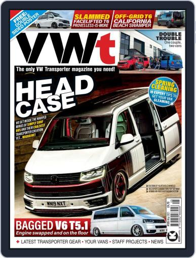 VWt Magazine (Digital) May 1st, 2021 Issue Cover