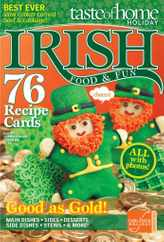 Taste Of Home Irish Food & Fun (Digital) Subscription March 13th, 2012 Issue
