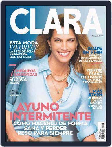Clara Magazine (Digital) March 1st, 2021 Issue Cover