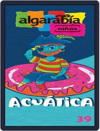 Algarabía Niños Magazine (Digital) July 1st, 2020 Issue Cover