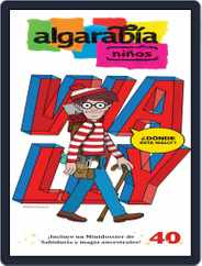 Algarabía Niños Magazine (Digital) Subscription September 1st, 2020 Issue