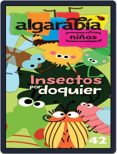 Algarabía Niños Magazine (Digital) September 9th, 2021 Issue Cover