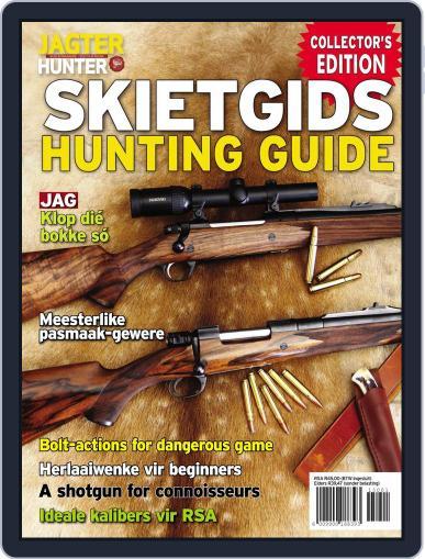 Ssa Hunter Jagter – Spesiale Uitgawe November 4th, 2014 Digital Back Issue Cover