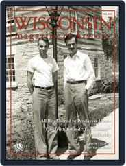Wisconsin Magazine Of History Magazine (Digital) Subscription August 24th, 2020 Issue