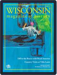 Wisconsin Magazine Of History Magazine (Digital) Subscription May 25th, 2021 Issue