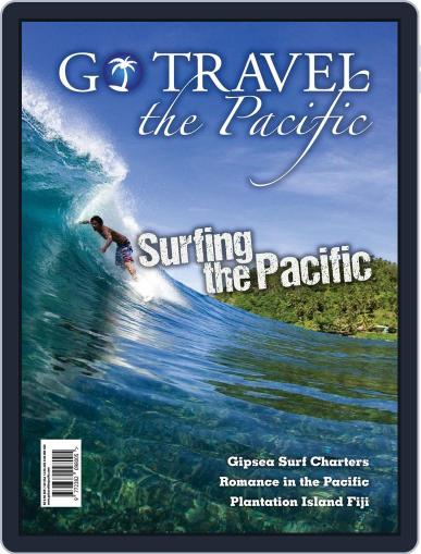 Go Travel The Pacific June 1st, 2015 Digital Back Issue Cover