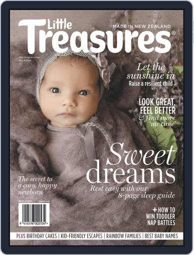 Little Treasures Magazine (Digital) July 16th, 2018 Issue Cover