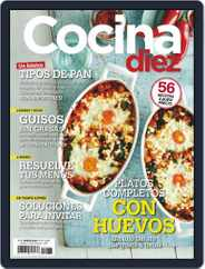 COCINA DIEZ Magazine (Digital) Subscription January 1st, 2021 Issue