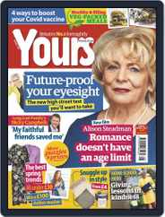 Yours Magazine (Digital) Subscription February 23rd, 2021 Issue