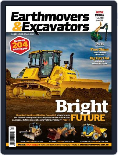 Earthmovers & Excavators Magazine (Digital) May 3rd, 2021 Issue Cover