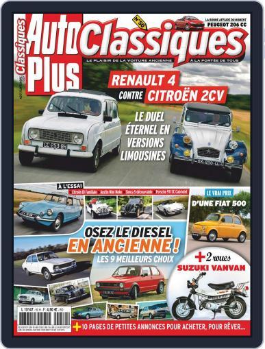 Auto Plus Classique Magazine (Digital) August 1st, 2020 Issue Cover