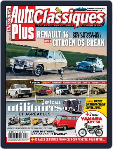 Auto Plus Classique Magazine (Digital) April 1st, 2021 Issue Cover