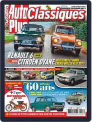 Auto Plus Classique Magazine (Digital) Subscription February 1st, 2021 Issue