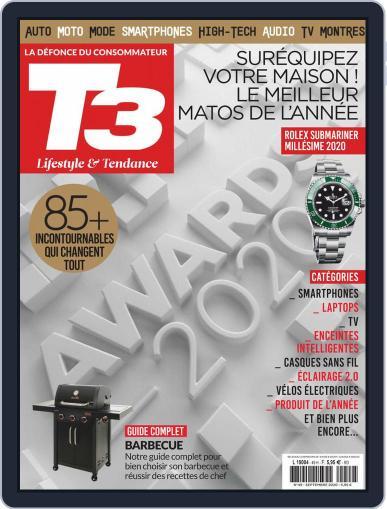 T3 Gadget Magazine France Magazine (Digital) September 1st, 2020 Issue Cover