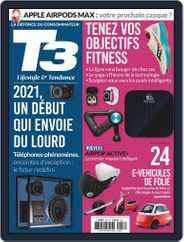 T3 Gadget Magazine France Magazine (Digital) Subscription February 1st, 2021 Issue