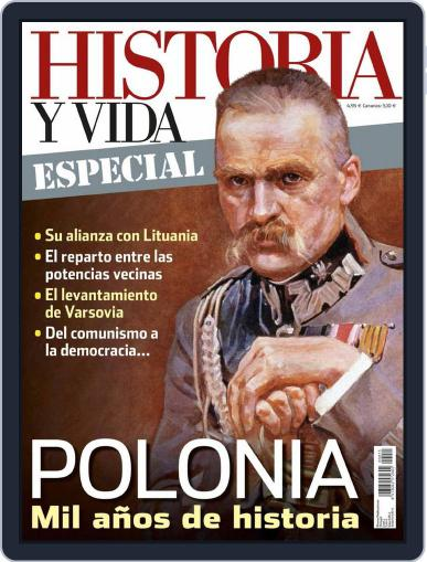 Historia y Vida Especial Magazine (Digital) May 31st, 2018 Issue Cover