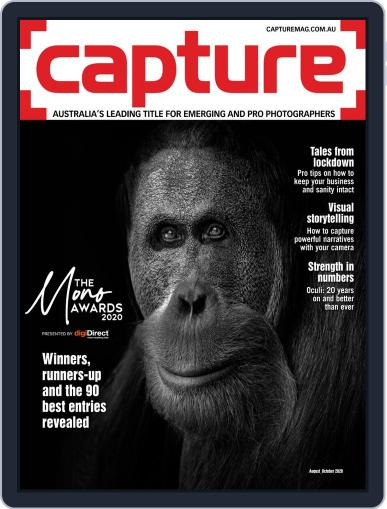 Capture Magazine (Digital) August 1st, 2020 Issue Cover