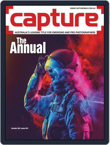 Capture Magazine (Digital) November 1st, 2020 Issue Cover