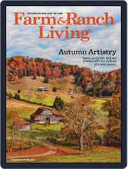 Farm and Ranch Living Magazine (Digital) Subscription October 1st, 2020 Issue