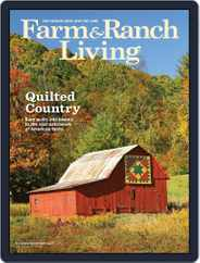 Farm and Ranch Living Magazine (Digital) Subscription October 1st, 2021 Issue