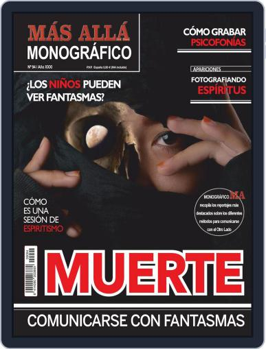 Más Allá Monográficos Magazine (Digital) December 1st, 2020 Issue Cover