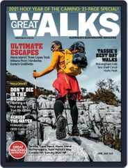 Great Walks Magazine (Digital) Subscription April 1st, 2021 Issue