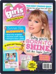Girls' World Magazine (Digital) Subscription August 1st, 2021 Issue
