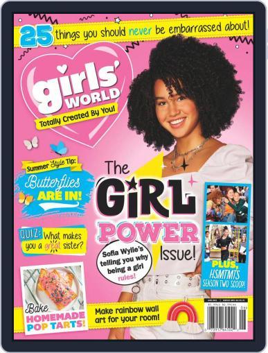 Girls' World Magazine (Digital) June 1st, 2021 Issue Cover