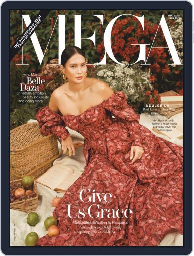 MEGA Magazine (Digital) December 1st, 2020 Issue Cover
