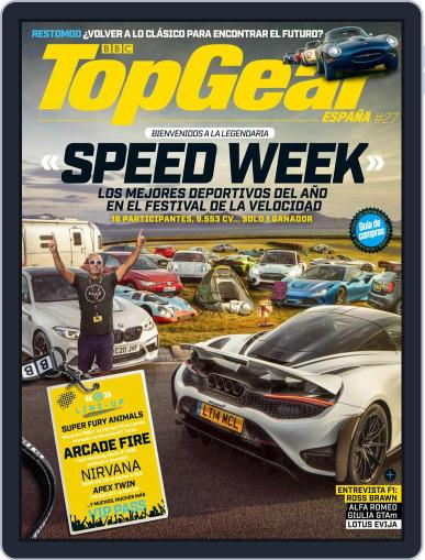 Top Gear España (Digital) November 1st, 2020 Issue Cover