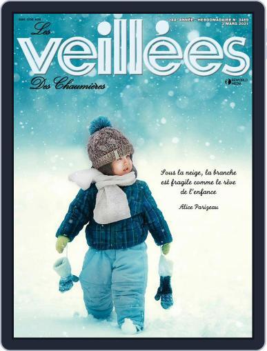 Les Veillées des chaumières Magazine (Digital) March 3rd, 2021 Issue Cover