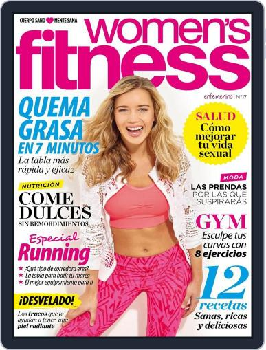 Women´s Fitness- España December 14th, 2015 Digital Back Issue Cover