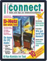 Connect Erstausgabe 1/1993 (Digital) Subscription May 10th, 2013 Issue