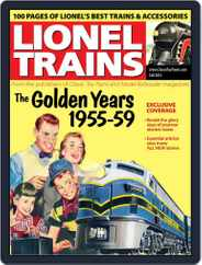 Lionel Trains: 1955-59 (Digital) Subscription August 16th, 2013 Issue