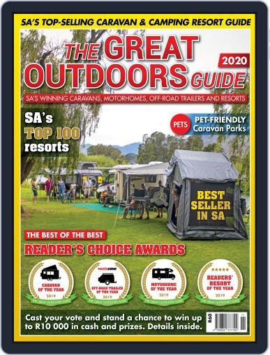The Great Outdoors Guide Magazine (Digital) March 13th, 2020 Issue Cover
