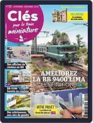 Clés pour le train miniature Magazine (Digital) Subscription November 1st, 2020 Issue