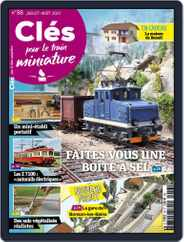 Clés pour le train miniature Magazine (Digital) Subscription July 1st, 2021 Issue