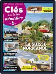 Clés pour le train miniature Magazine (Digital) Subscription September 1st, 2021 Issue