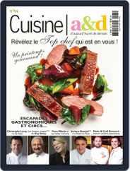 Cuisine A&D Magazine (Digital) Subscription June 1st, 2021 Issue