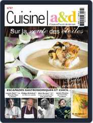Cuisine A&D Magazine (Digital) Subscription September 1st, 2021 Issue