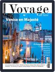 Voyage de Luxe Magazine (Digital) Subscription August 1st, 2021 Issue
