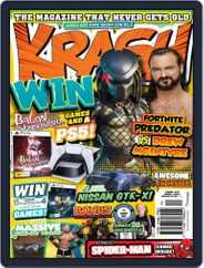 KRASH Magazine (Digital) Subscription April 1st, 2021 Issue