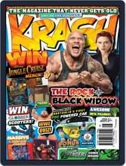 KRASH Magazine (Digital) Subscription August 1st, 2021 Issue