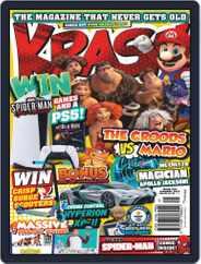 KRASH Magazine (Digital) Subscription January 1st, 2021 Issue