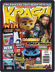KRASH Magazine (Digital) Subscription July 1st, 2021 Issue