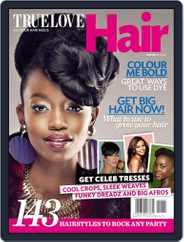 True Love Hair Magazine (Digital) Subscription June 15th, 2014 Issue