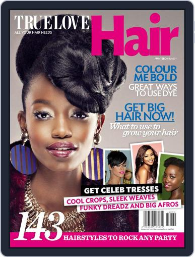 True Love Hair Magazine (Digital) June 15th, 2014 Issue Cover