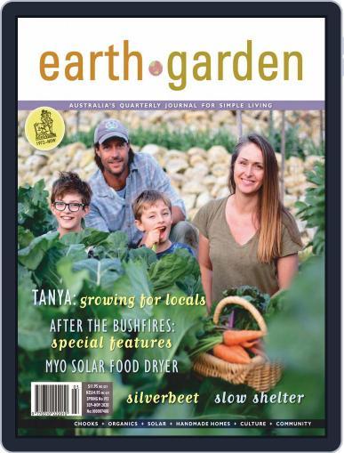 Earth Garden Magazine (Digital) September 1st, 2020 Issue Cover