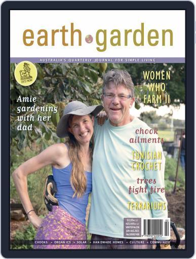 Earth Garden Magazine (Digital) June 1st, 2021 Issue Cover