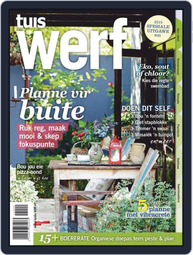 Tuis Werf Magazine (Digital) July 28th, 2015 Issue Cover